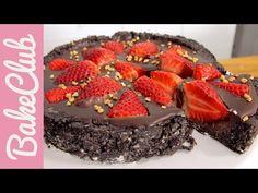 Σοκολατένια τούρτα στιγμής χωρίς ψήσιμο (Video)   Συνταγές - Sintayes.gr