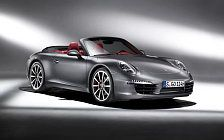 Cars wallpapers Porsche 911 Carrera S Cabriolet - 2013