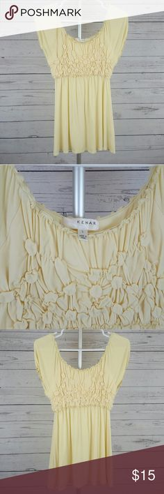Women's Kenar Top Size Large This is a beautiful Kenar top in size large. Kenar Tops
