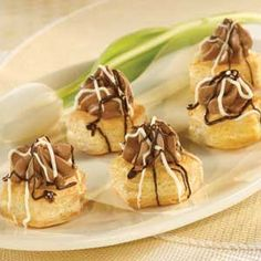 Pepperidge Farm® Puff Pastry: Chocolate Cups