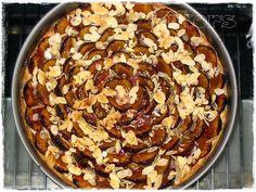 Pflaumenkuchen-Ikors