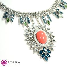 Leona is simply elegant, don't you think? #AyanaDesigns #fashion #trending #accessories #chic #beauty #classic #femme #luxe