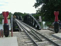 Bridge over the river kwai..