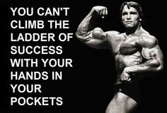 Bodybuilder hookup meme about bitches at work