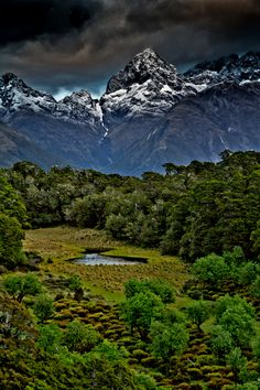routeburn, new zealand Best hiking trips New Zealand
