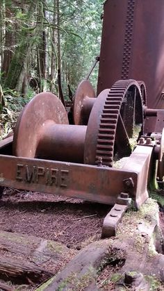 Jesse Harris 1 min  A couple steam donkey engines from the west coast trailhttps://www.facebook.com/photo.php?fbid=10152499883225569
