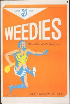 """Weedies """"Breakfast of Headstarters"""" (1969)"""