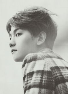 Byun Baekhyun 변백현 is a lead vocals member of EXO-K. Born in South Korea May 6, 1992