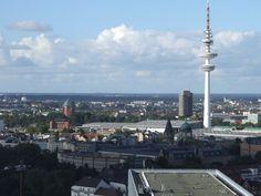#Ausblick vom #Michel #Hamburg