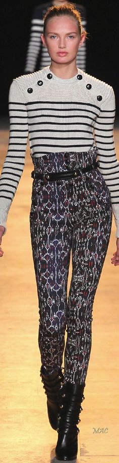 Fall 2015 Ready-to-Wear Isabel Marant