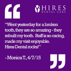 Another great patient!