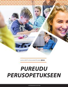 Pureudu perusopetukseen by Nitroid - issuu Teacher, Education, School, Tips, Professor, Schools, Learning, Teaching