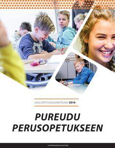 Opas uuteen opetussuunnitelmaan 2016 // Lappeenrannan kaupunki