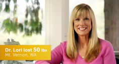 Dr. Lori's weight loss story.    #Shaklee 180, Shaklee products, diet, nutrition, fat, muscle, health, health