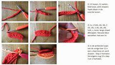 How to Crochet * Tawashi Easter Egg - Pom Pom + Free Pattern + Video