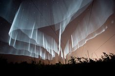 White Northern Lights in Finland - isn't it amazing that this kind of stuff is real?