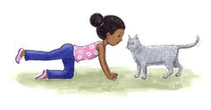 5-Minute-a-Day Yoga Routine for Kids
