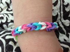 the name of this is rainbow loom
