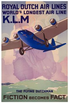 Retro Poster, Poster Ads, Advertising Poster, Travel Ads, Airline Travel, Air Travel, Travel Photos, Vintage Advertisements, Vintage Ads