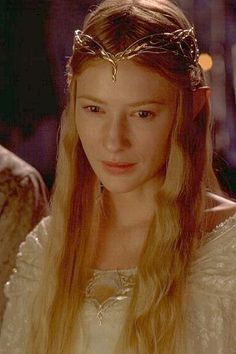 The idea of women as peacemakers is strongly featured in Beowulf and less so in LotR. Galadriel, one of the most dominating presences in Tolkien's series, may represent this idea as a whole. She is known to have created the White Council and, in the series, turned down The Ring even when tempted by Frodo, maintaining peace in Middle-Earth.