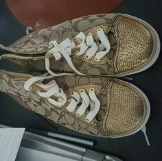 Coach sneakers New coach sneakers never worn Coach Shoes Sneakers