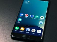 Galaxy Note 7 explosions are driving Android fans to the iPhone 7 Galaxy Note 7, Samsung Galaxy Note 8, Phone Messages, Big Guns, Best Phone, New Tricks, Facebook Sign Up, Mobiles, Android