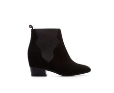 Elastic Boots -ZARA