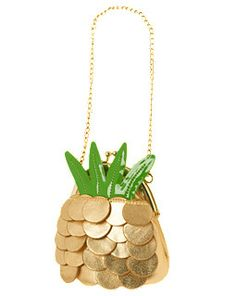 Gymboree Pineapple Purse