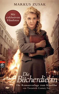 Die Bücherdiebin - Das Buch zum Film von Markus Zusak - Ab 13. März 2014 im deutschen Kino!