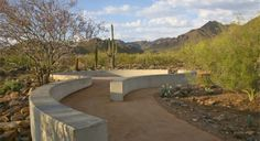the amphitheater Sonoran Preserve | The Gateway to the Preserve
