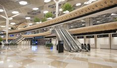 Heydar Aliyev International Airport Baku  /  Autoban