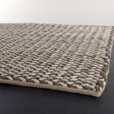 South Shore Decorating: Chandra MIL24500 Milano Modern / Contemporary Hand Woven Braided Rug CHD-MIL-24500