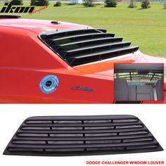 Scat Pack Stripes Trunk Decals 3M Vinyl Graphic TAILBAND 08-19 Dodge Challenger