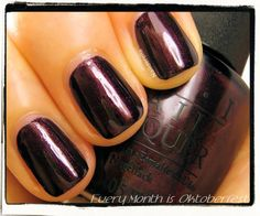 Oktoberfest by OPI I got mine did you get yours?!? :)
