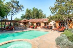 Elegant 4BR Santa Ynez House w/Wifi, Gas Grill, Private Outdoor Pool & Expansive Patio - Easy Access to Wineries, Restaurants & Abounding Outdoor Recreation! #travel #california