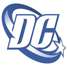 Dearly Beloved Logo of DC Comics circa 2005–2012. RIP Great Inspiration of Monogram for PV-CMX