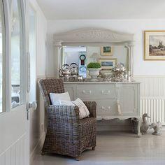 Esszimmer Wohnideen Möbel Dekoration Decoration Living Idea Interiors Home  Dining Room   Weiß Esszimmer Mit Rattan