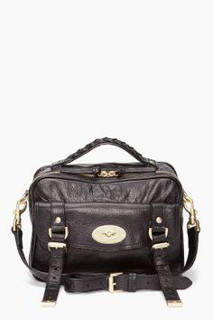 Mulberry Postmans-lock Camera Bag for women | SSENSE