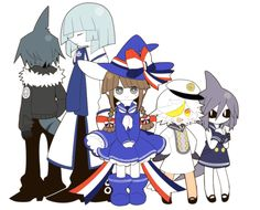 Image result for wadanohara and the great blue sea