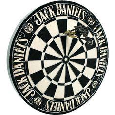 Jack Daniel's Dartboard | JD Dartboard Jack Daniels Gifts - Buy at drinkstuff