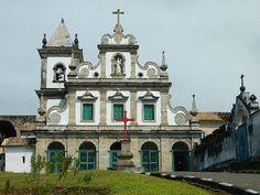 Cairu, Bahia - Brasil Convento Santo Antônio