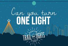 Trail of Lights at Zilker Park, December 8-22
