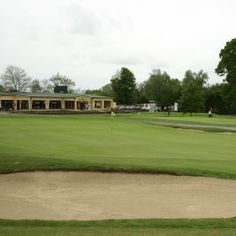 The Club house at Carlow Golf Club