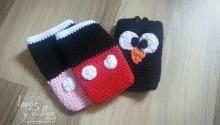 funda smartphone crochet patron gratis