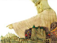 Павел Татарников. Иллюстрация к пьесе Уильяма Шекспира «Король Лир» - Павел Татарников