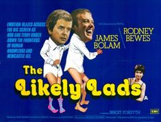 The Likely Lads 1976 Quad Poster Tom Beauvais British Comedy Movies, British Tv Comedies, Comedy Tv, Great Films, Good Movies, Go To The Cinema, Best Movie Posters, Film Posters, In And Out Movie