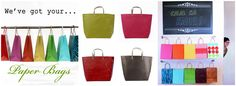 Shopping Bags   Creative Packaging Shopping Bags, Bag Sale, Packaging, Paper, Creative, Color, Colour, Shopping Bag, Colors