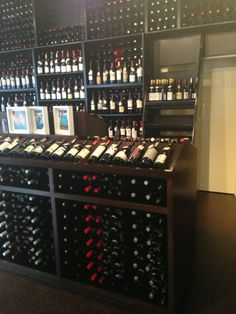 Awesome wine shop