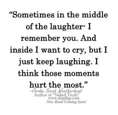 Laughter - Jordan Sarah Weatherhead