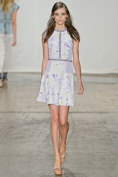 Rebecca Taylor New York Fashion Week Spring/Summer 2013